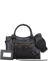 Classic mini city bag black medium 162685