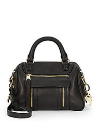 Cynthia Rowley Reece Mini Leather Satchel