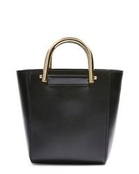 Topshop Lacey Metal Shoulder Bag