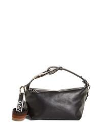 Ganni Leather Handbag