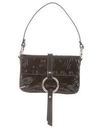 Dolce & Gabbana Logo Embossed Leather Handle Bag