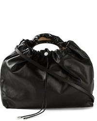 Maison Margiela Mini Drawstring Crossbody Bag