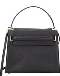 Valentino My Rockstud Single Handle Satchel Black