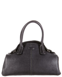 Tod's Pebbled Leather Handle Bag