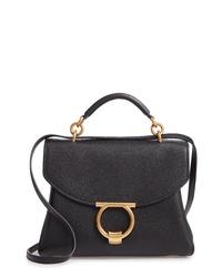 Salvatore Ferragamo Small Margot Leather Bag
