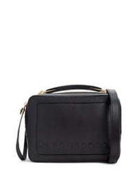 THE MARC JACOBS The Box 23 Leather Handbag