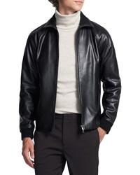 Theory Landan Leather Jacket
