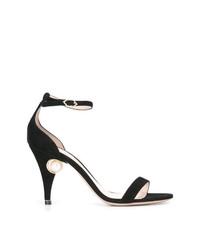 Nicholas Kirkwood 85mm Penelope Pearl Sandals
