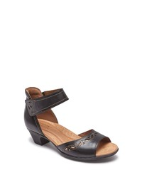 Rockport Cobb Hill Abbott Perforated Sandal