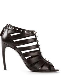 Alexander McQueen Studded Strappy Sandal