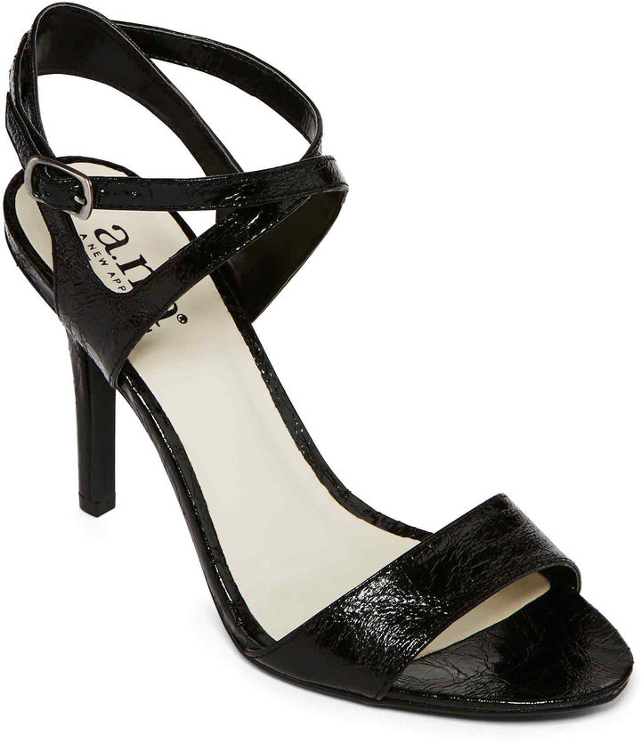 c71ef128bf4df ... jcpenney Ana Ana Hollie Strappy High Heel Sandals