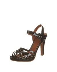 Anna Field High Heeled Sandals Black