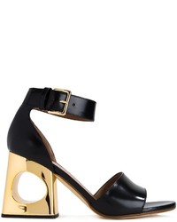 Marni Block Heel Sandals