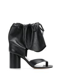Maison Margiela Drawstring Ankle Sandals