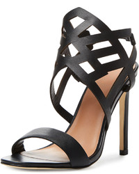 Erin Cut Out Caged Heel Sandal