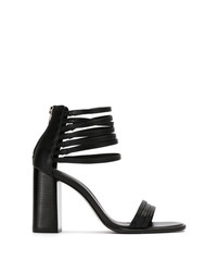 Uma Raquel Davidowicz Leather Sandals
