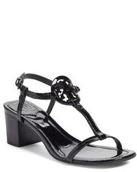 Tory Burch Miller Block Heel Sandal