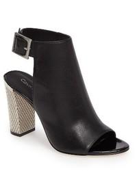 Calvin Klein Norah Metallic Heel Sandal