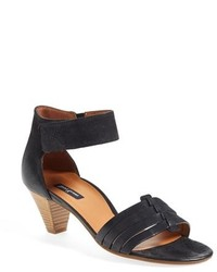 Paul Green Coco Leather Ankle Strap Sandal