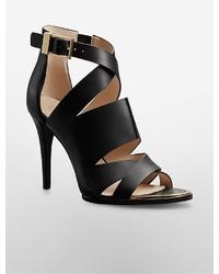 Calvin Klein Valarie Strappy High Heel Sandal
