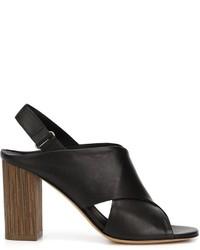 Vince Block Heel Sandals