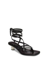 Proenza Schouler Wraparound Sandal
