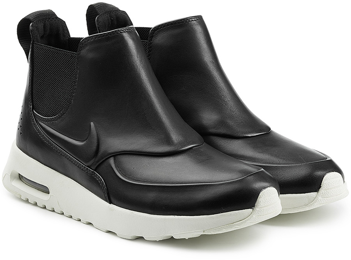 Air Max Thea Mid Leather Sneakers