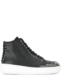MCQ Alexander Ueen Netil Hi Top Sneakers