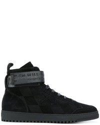 Off-White Arrows High Top Sneakers