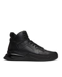 Balmain Black B Ball Sneakers