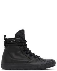 Converse Black Chuck Taylor All Terrain High Sneakers