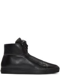 Black medusa high top sneakers medium 1151337