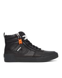 Diesel Black S Dvelows Sneakers