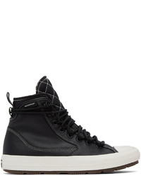Converse Black Utility All Terrain High Sneakers