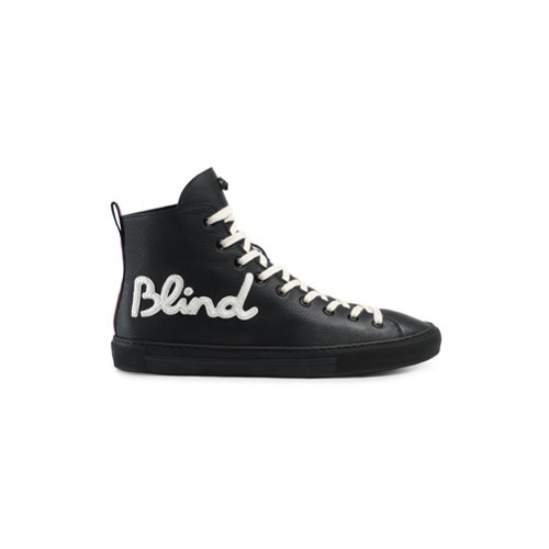 Gucci Blind For Love High Top Sneaker