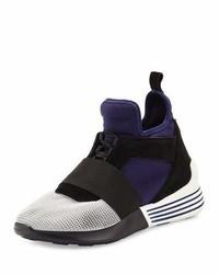 Braydin neoprene high top sneaker medium 968133