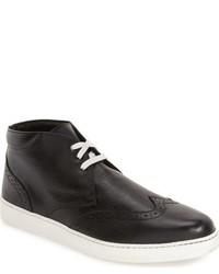 Bugatchi Portofino High Top Sneaker