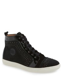 Mezlan Cabrillo High Top Sneaker