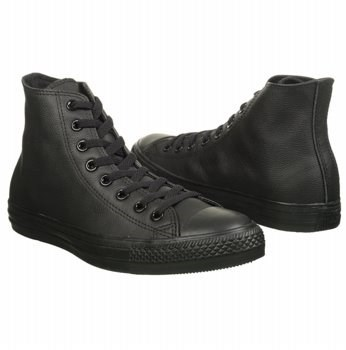 f8bd770ec ... authentic black leather high top sneakers converse chuck taylor all star  high top leather sneaker 246e8