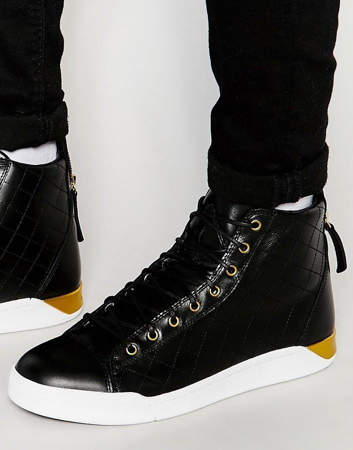 Diesel Diamond Sneakers, $267 | Asos