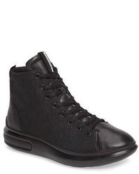 Ecco Soft 3 High Top Sneaker