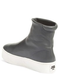 Opening Ceremony High Top Platform Sneaker