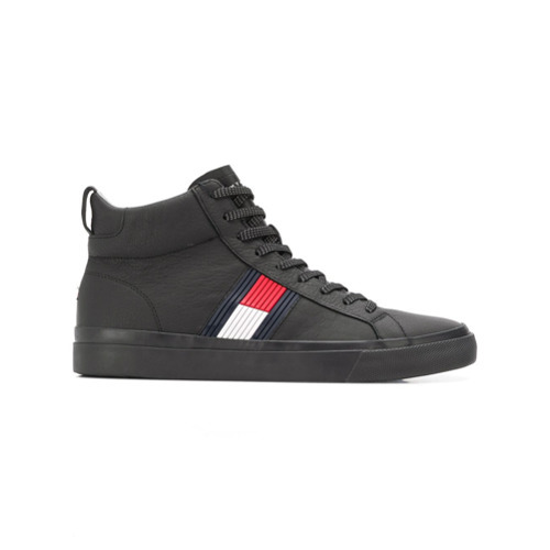 Tommy Hilfiger Logo Sneakers, $118