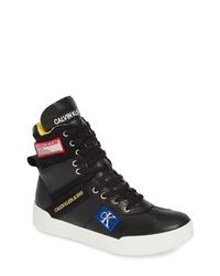 Calvin Klein Jeans Norton Action High Top Sneaker