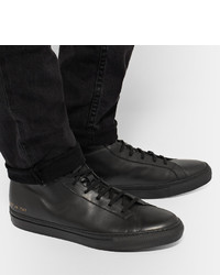 6ae7c56ea1d Common Projects Original Achilles Leather High Top Sneakers, $505 ...