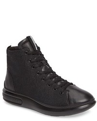 Ecco Soft 3 High Top Sneaker