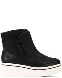 Stella McCartney Binx Hi Top Platform Sneakers