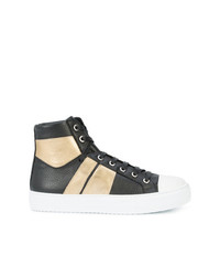 Amiri Sunset Hi Top Sneakers