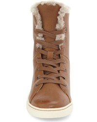 5ae96f8d6b0 Ugg Croft Luxe Genuine Shearling High Top Sneaker, $149 | Nordstrom ...