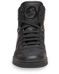 high top gucci trainers